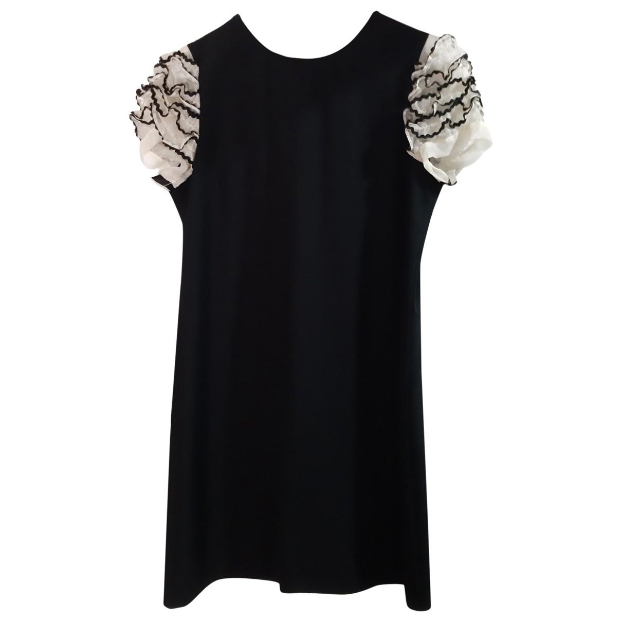 Red Valentino Garavani \N Black dress for Women 8 US