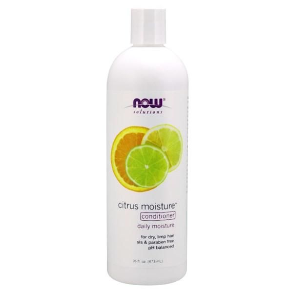 Moisture Conditioner Citrus 16 oz by Now Foods