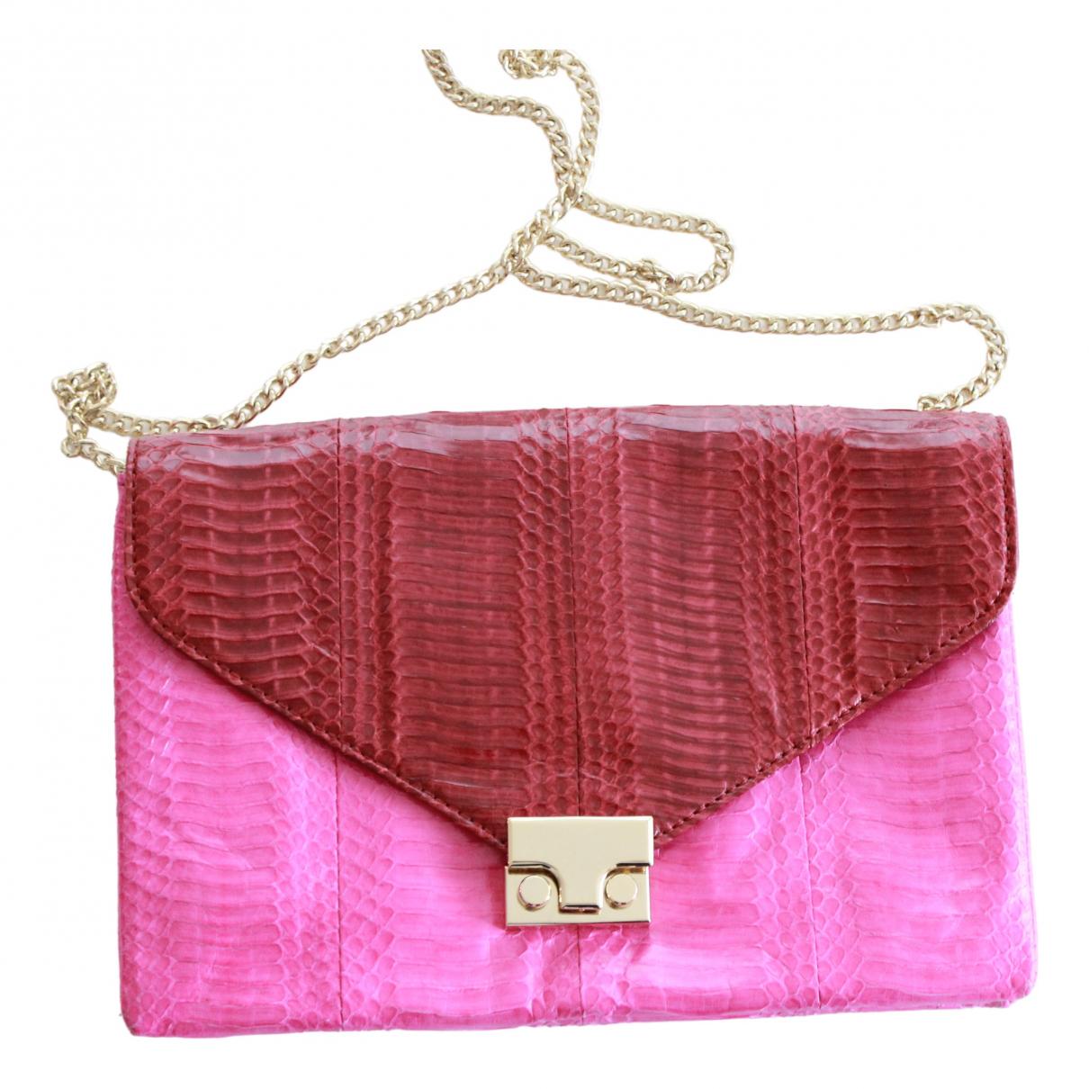 Loeffler Randall \N Multicolour Leather handbag for Women \N
