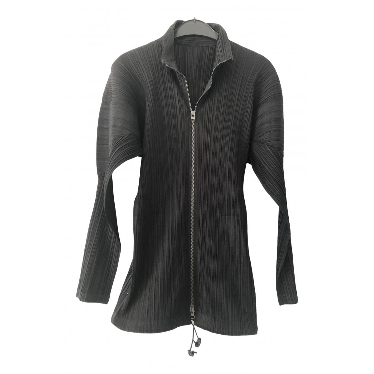 Pleats Please \N Black jacket for Women 4 0-5