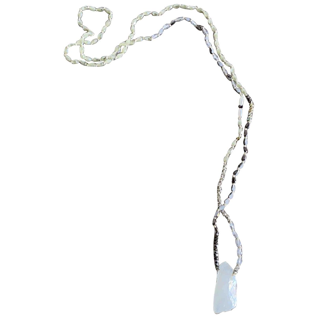 Collar largo Motifs Ethniques Non Signe / Unsigned
