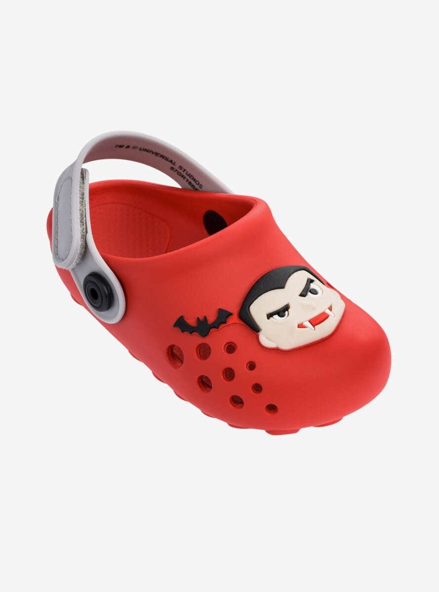 Dracula Rider Little Monsters Baby Clogs
