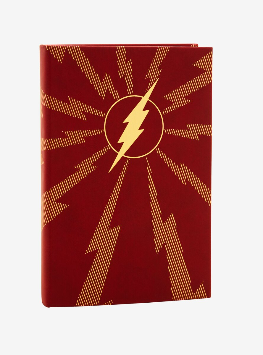 DC Comics The Flash Faux Leather Journal