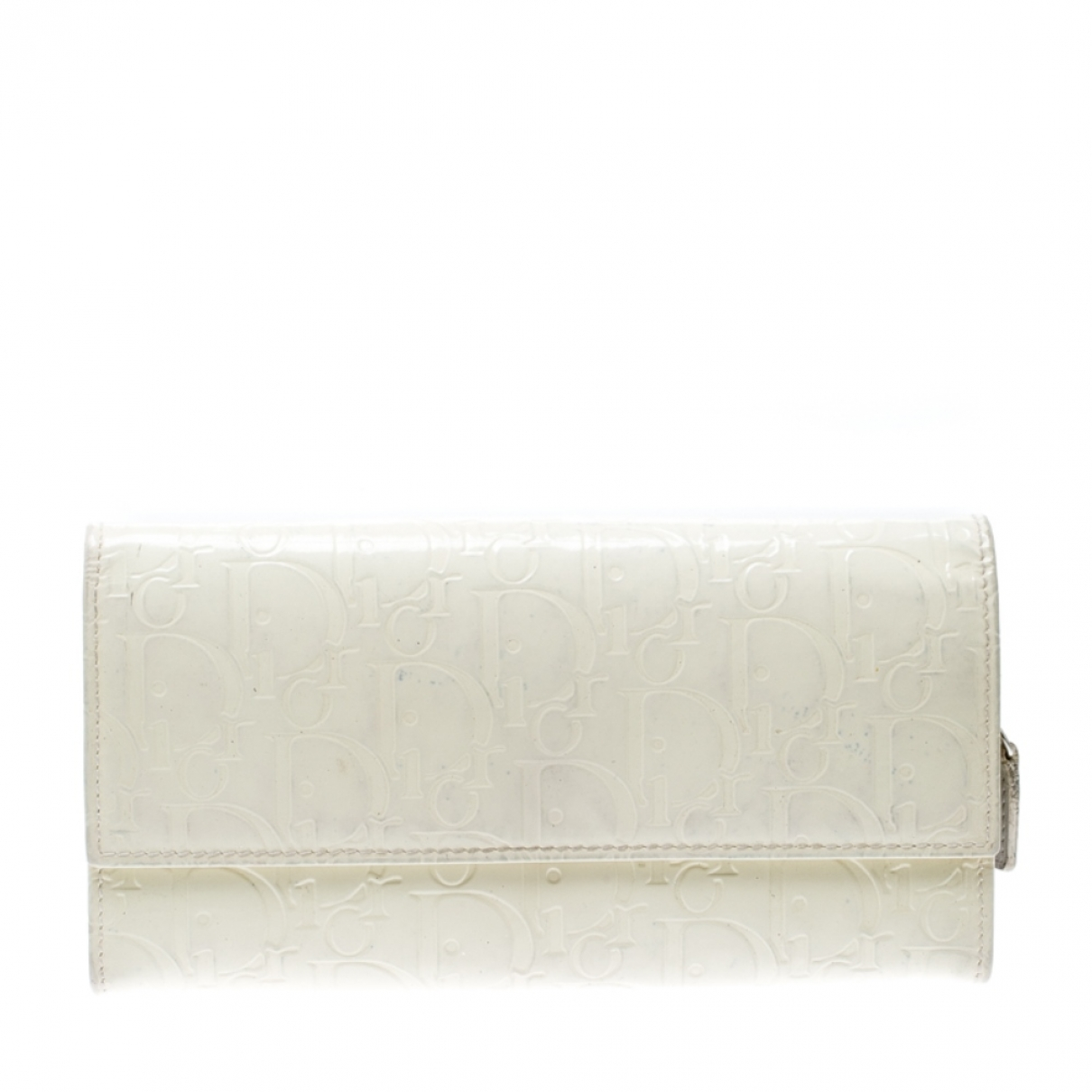 Dior \N Patent leather wallet for Women \N