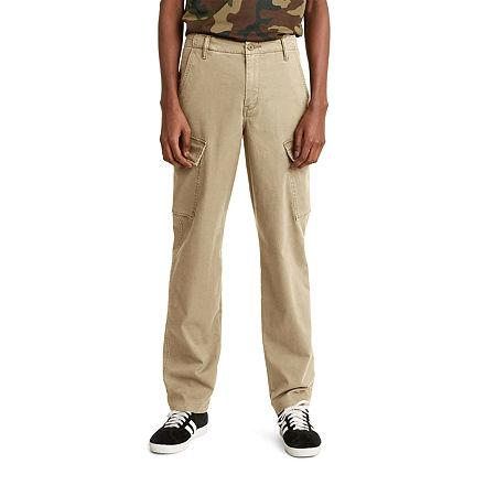 Levi's Xx Taper Cargo Mens Regular Fit Cargo Pant, 36 30, Brown