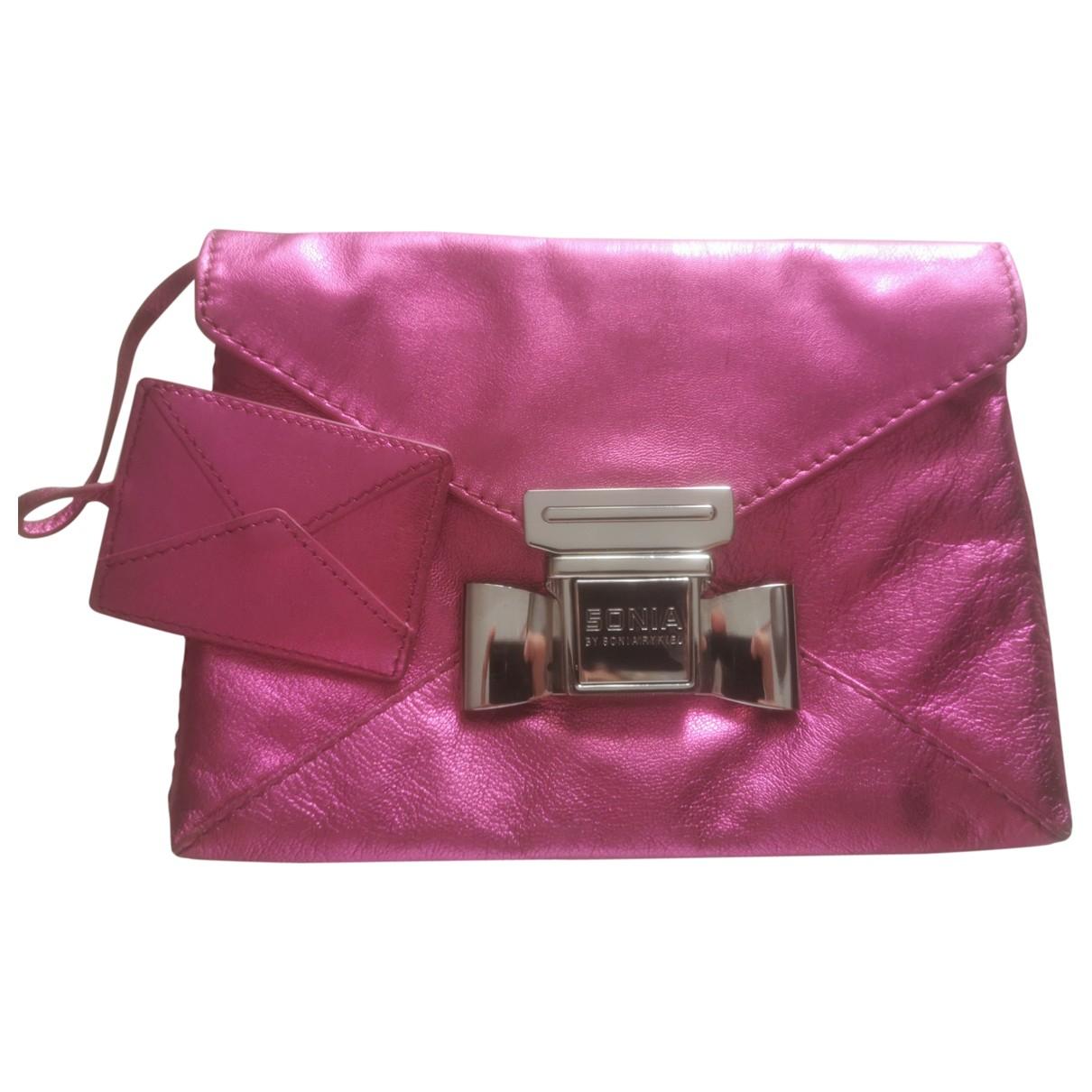 Sonia By Sonia Rykiel \N Leather handbag for Women \N