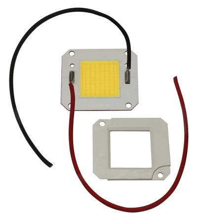 PowerLED COB-70W-W, White CoB LED, 3000K 70CRI