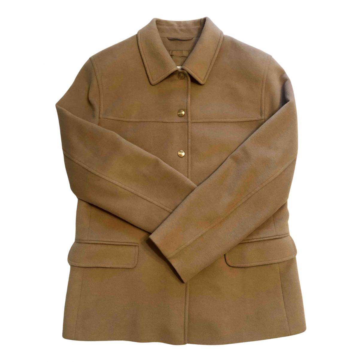 Basler N Beige Wool jacket for Women 36 FR