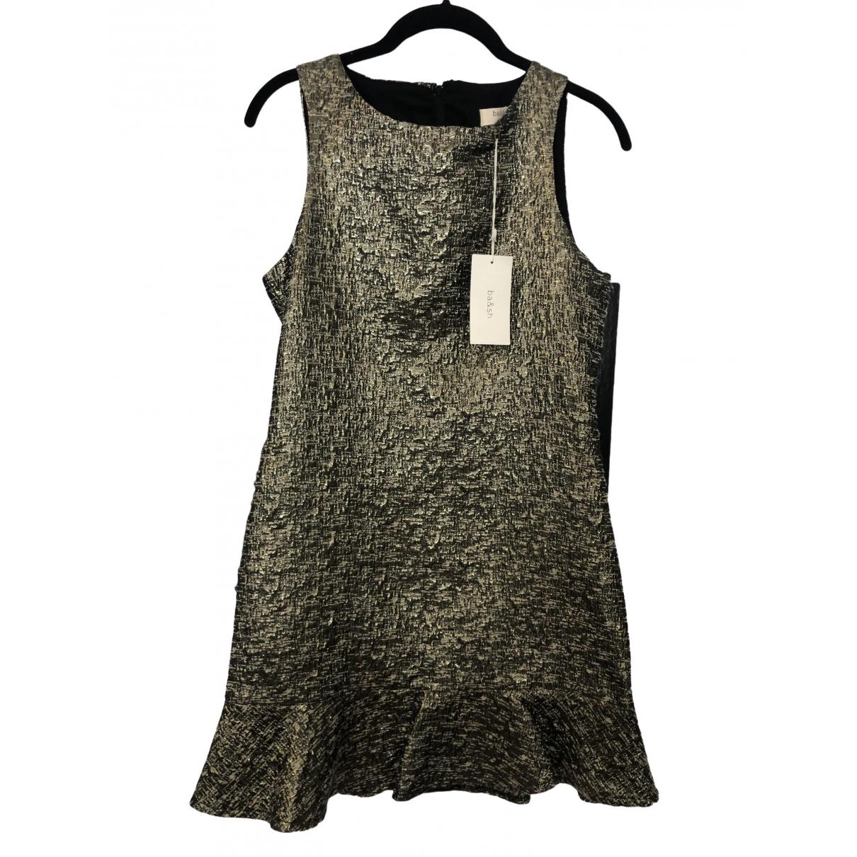 Ba&sh \N Kleid in  Gold Polyester