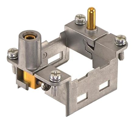 HARTING Han-Modular Series Hinged Frame, For Use With 2 Modules HMC Connector, Hood, Housing