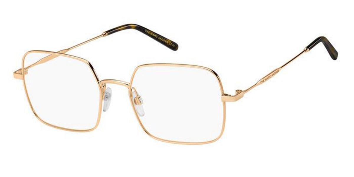 Marc Jacobs MARC 507 DDB Men's Glasses Gold Size 54 - Free Lenses - HSA/FSA Insurance - Blue Light Block Available