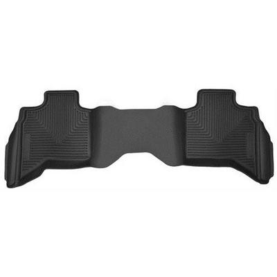 Husky Liners X-act Contour Rear Floor Liner (Black) - 53621