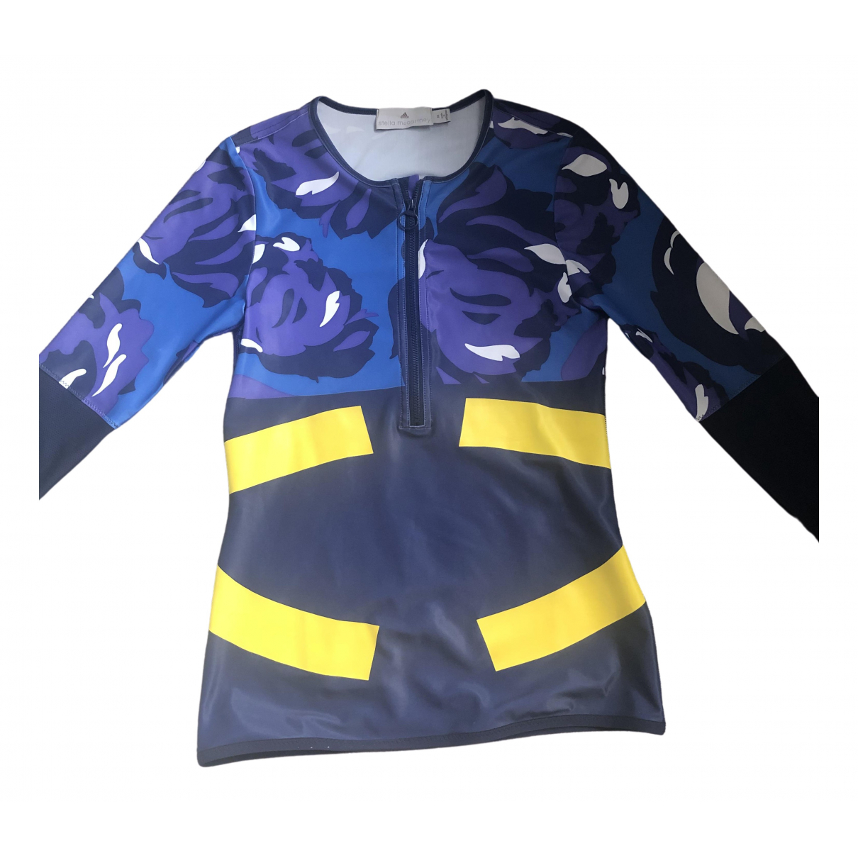 Stella Mccartney Pour Adidas \N Blue  top for Women 10 UK