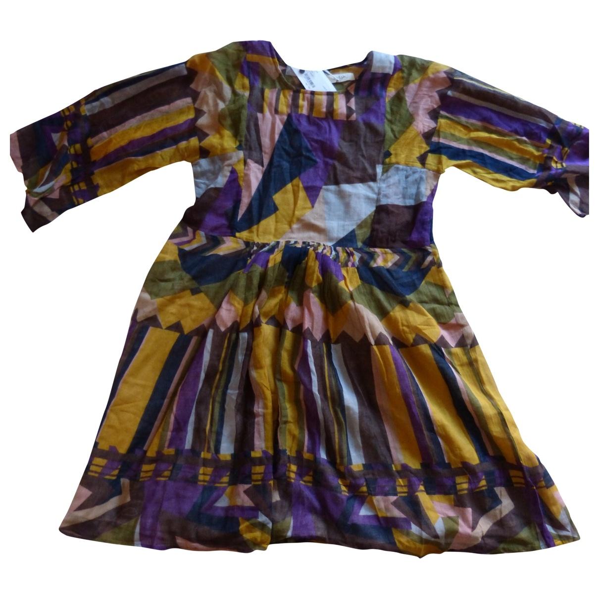 Ba&sh \N Multicolour Cotton dress for Women S International