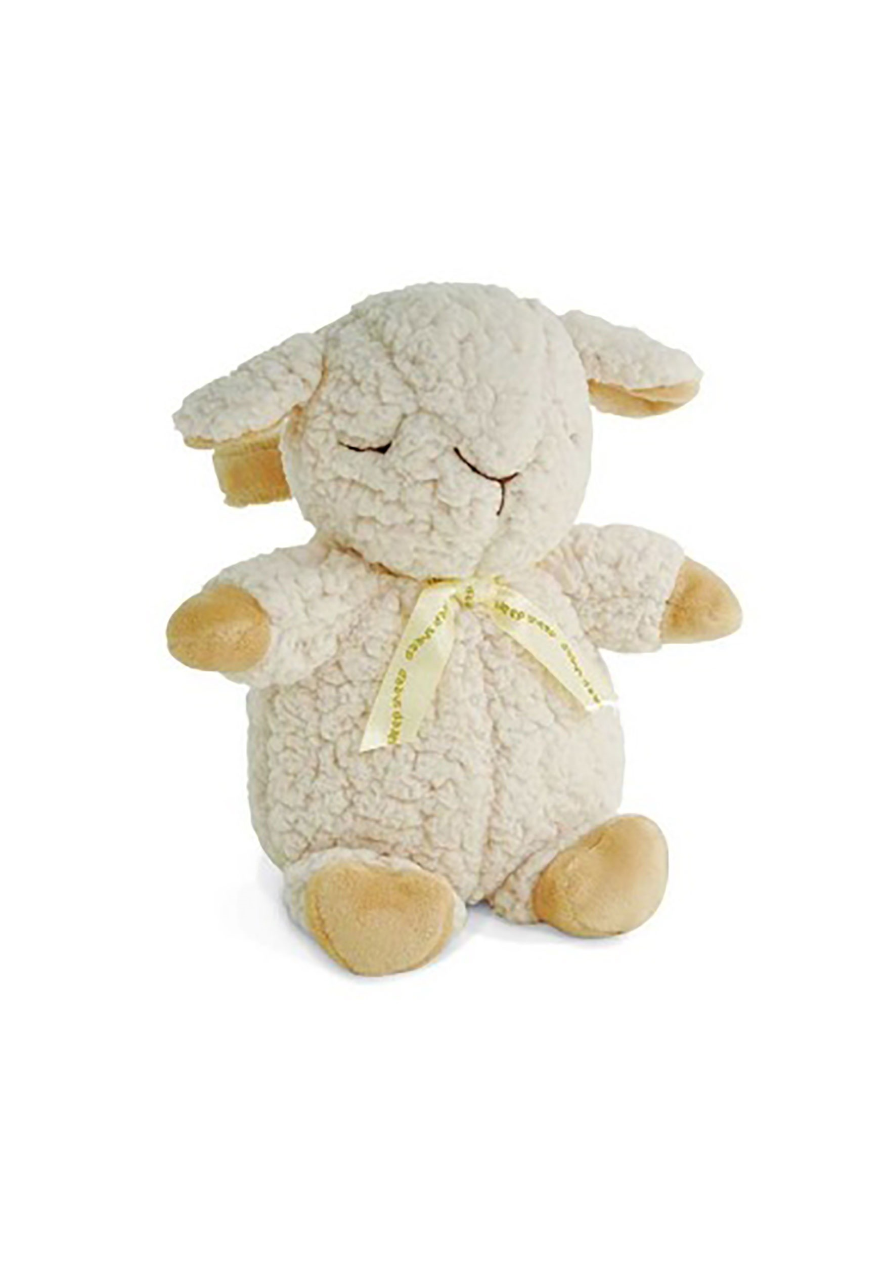 Cloud B Sheep Plush - On the go Travel Soother