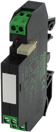 Murrelektronik Limited , 24V dc SPDT Interface Relay Module, DIN Rail