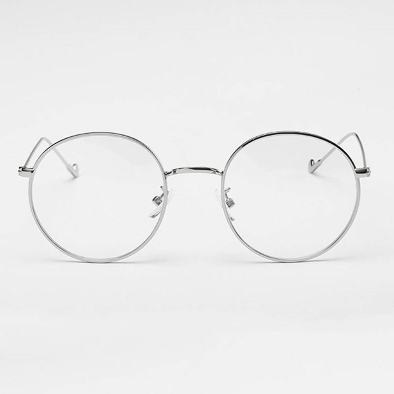 Ericdress Round Unisex Glasses For Men
