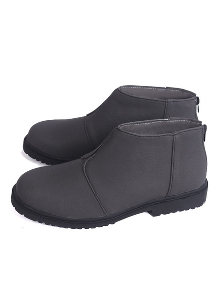 Milanoo Detroit Become Human Connor Cosplay Shoes