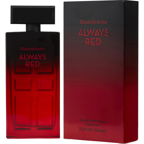 Always Red - Elizabeth Arden Eau de toilette en espray 100 ML
