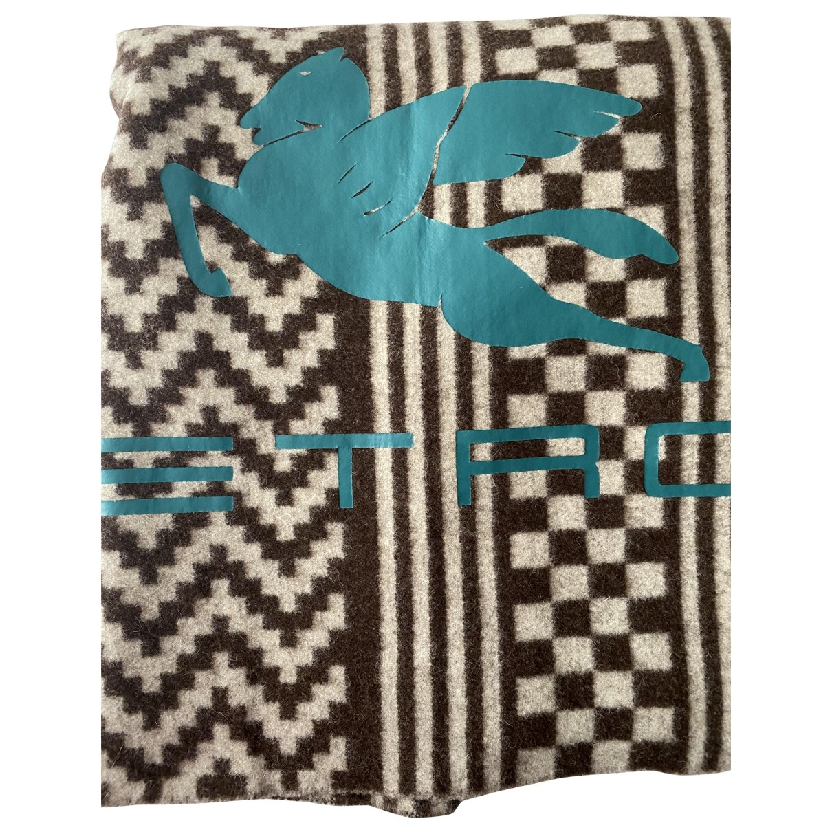 Etro - Objets & Deco   pour lifestyle en laine - beige