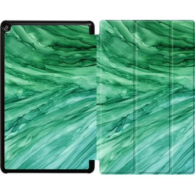 Amazon Fire HD 10 (2018) Tablet Smart Case - Emerald von Becky Starsmore