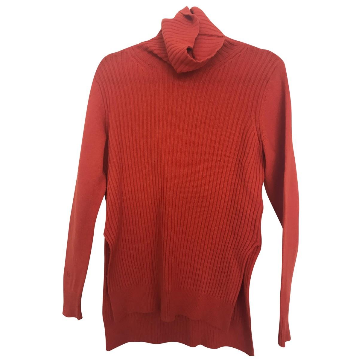Ganni \N Red Wool Knitwear for Women S International