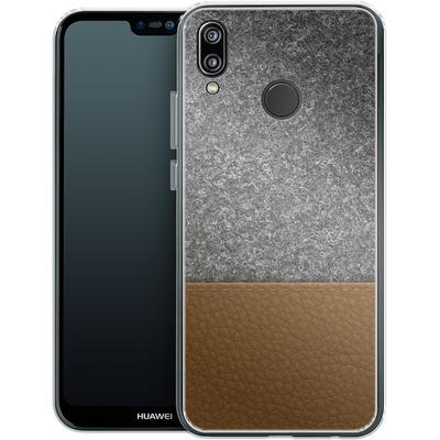 Huawei P20 Lite Silikon Handyhuelle - Scandinavian von caseable Designs