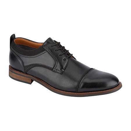 Dockers Mens Bergen Oxford Shoes, 7 Medium, Black