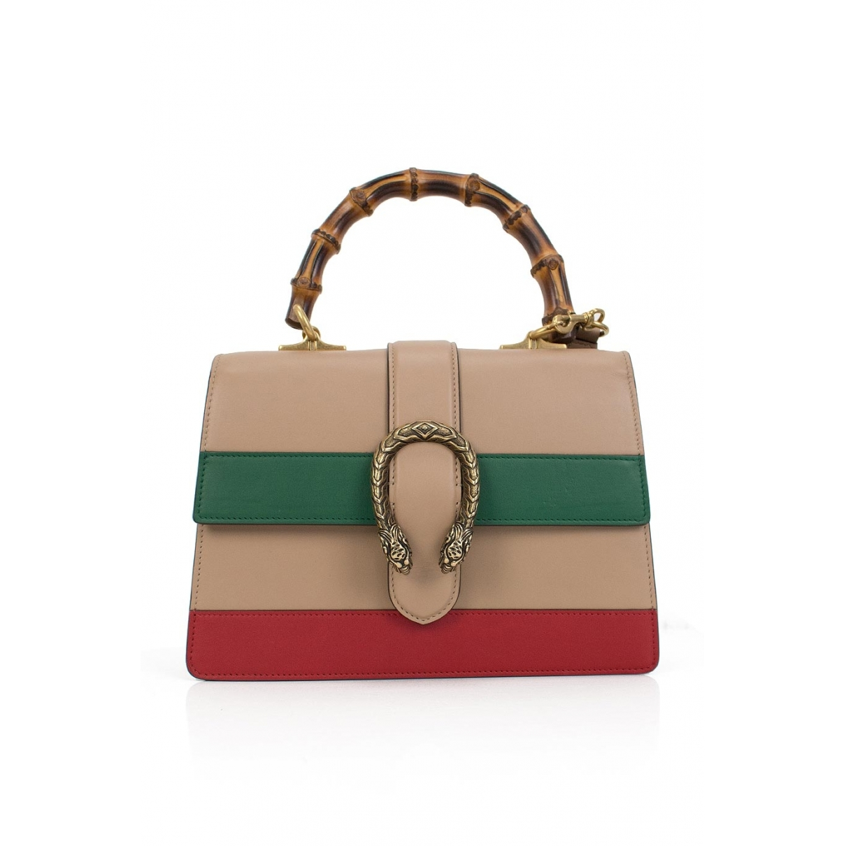 Gucci - Sac a main Dionysus pour femme en cuir - multicolore