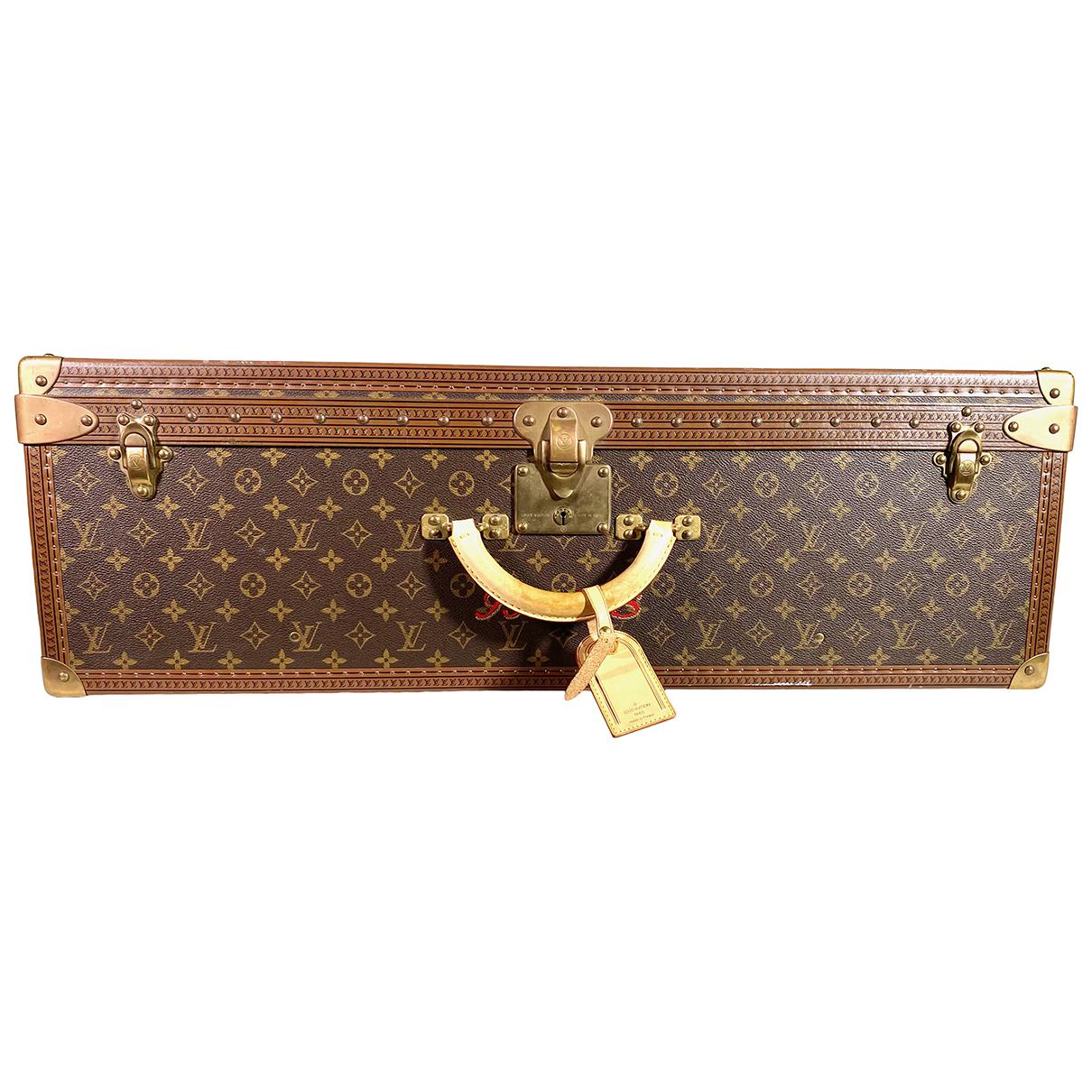 Bolso de viaje Alzer de Lona Louis Vuitton