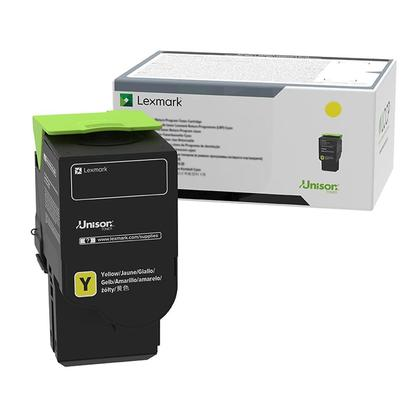 Lexmark C240X40 Original Yellow Toner Cartridge Extra High Yield
