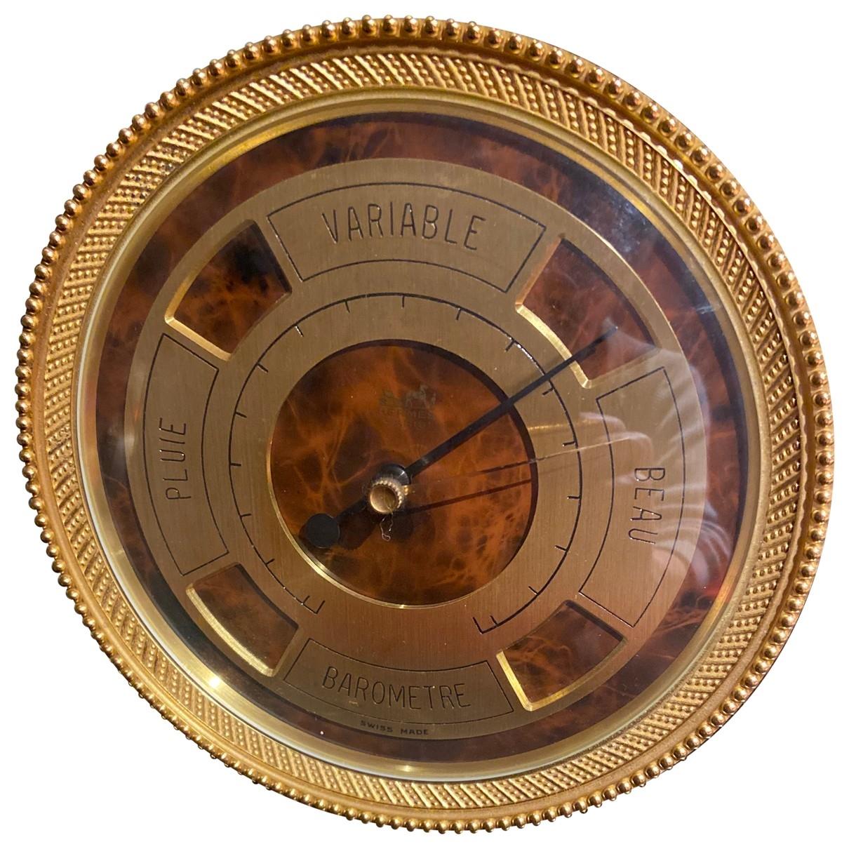 Hermes - Objets & Deco   pour lifestyle en metal - dore