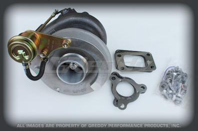 GReddy Turbocharger TD-06L2 20G 8cm2 External Wastegate Universal