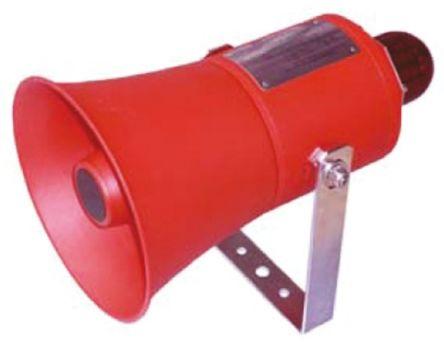 Moflash SB150-1 Sounder Beacon 115dB, Red LED, 100 → 240 V ac
