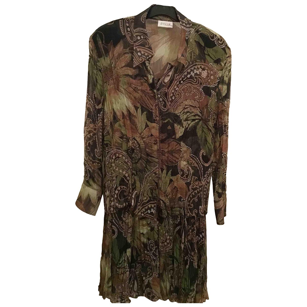 Basler - Robe   pour femme - multicolore