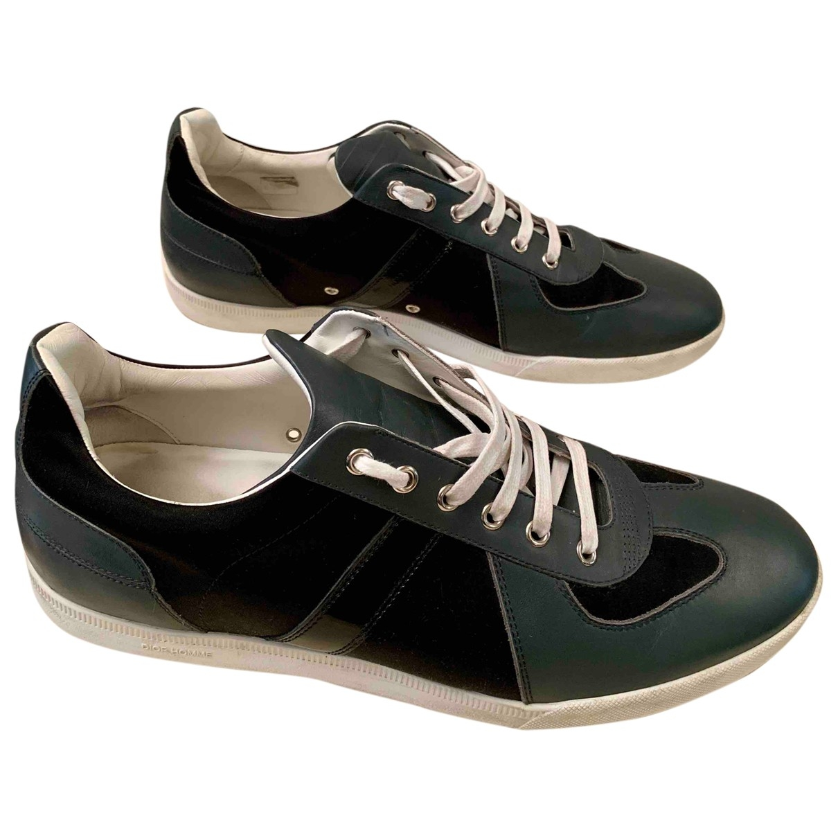 Dior Homme \N Leather Trainers for Men 44 EU
