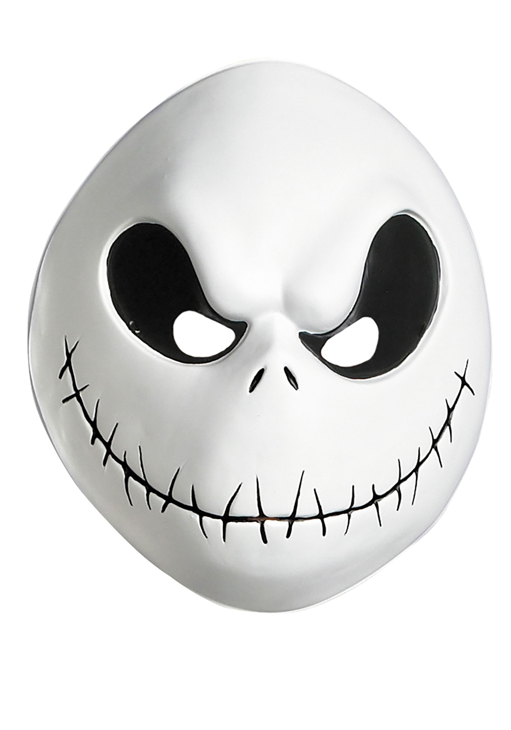 Nightmare Before Christmas Adult Jack Skellington Mask