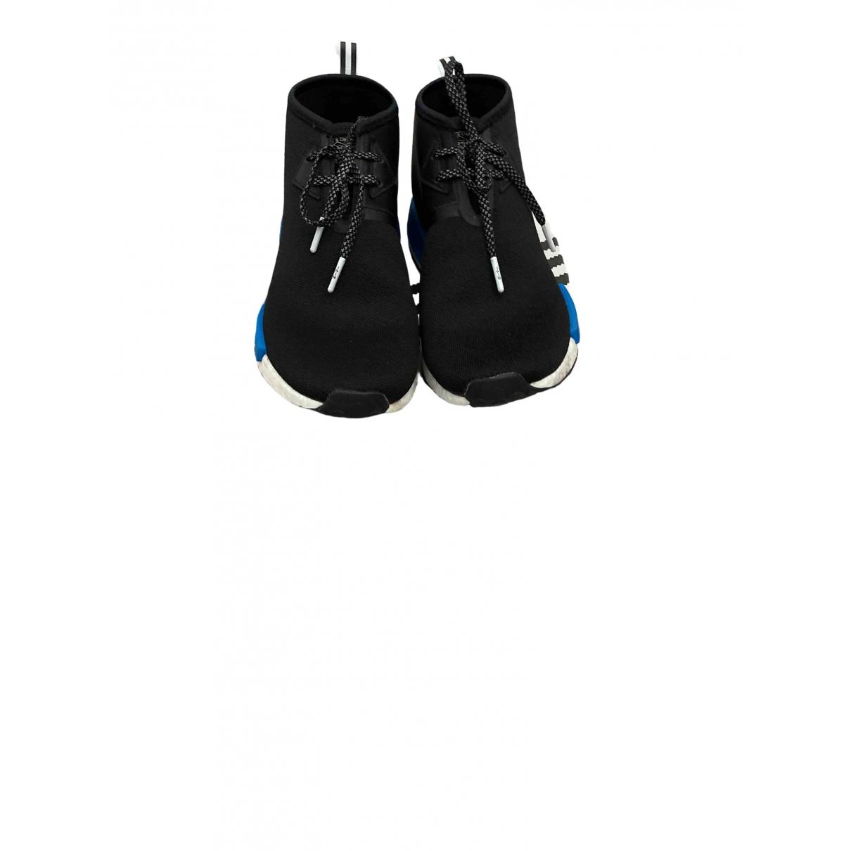 Adidas Nmd Black Cloth Trainers for Men 43 EU