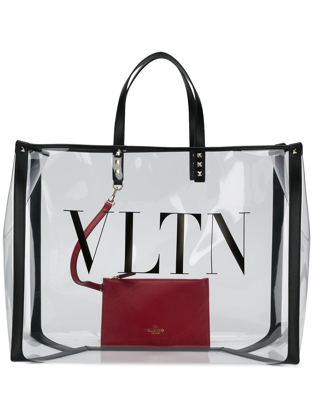 Vltn Large Tote Bag