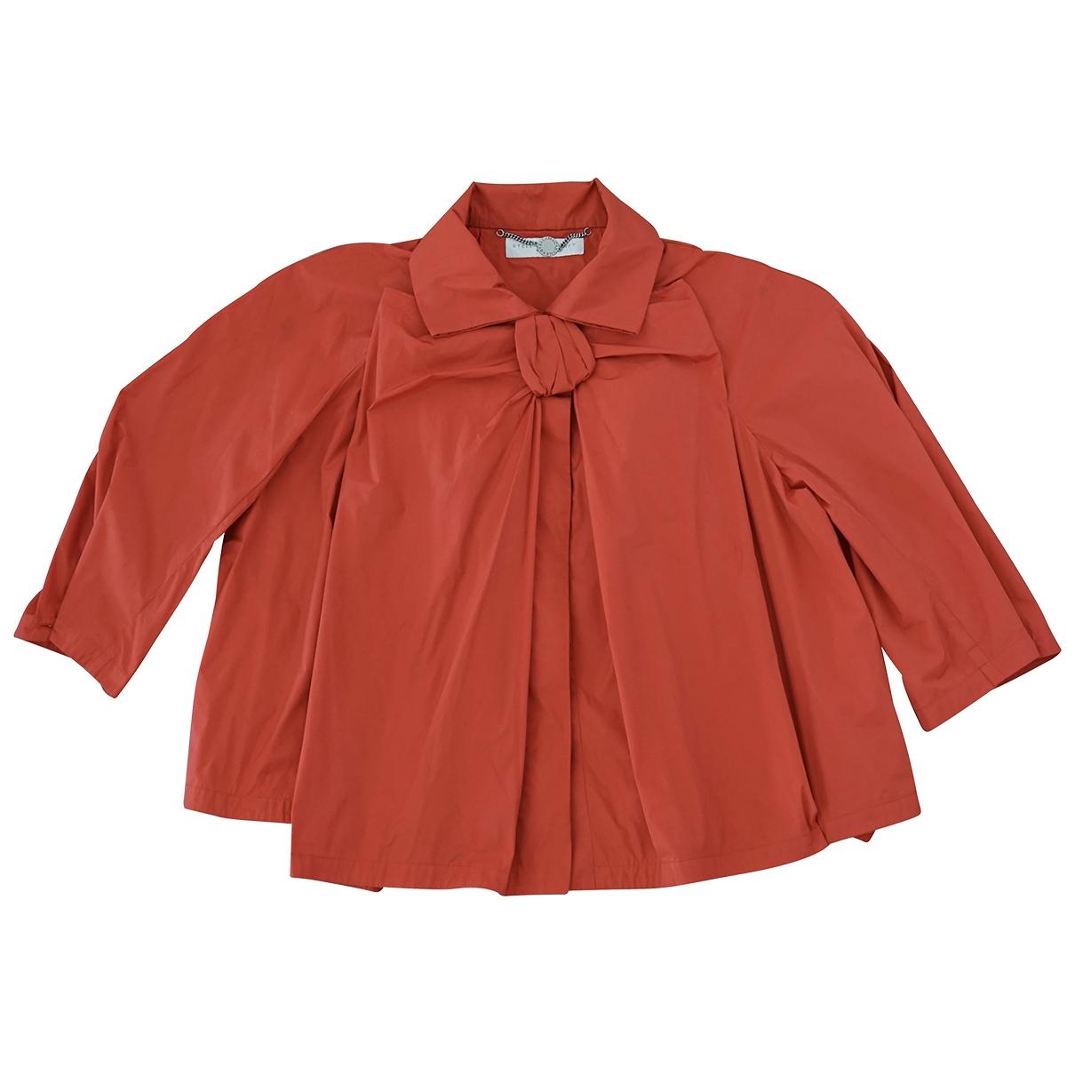 Stella Mccartney \N Red jacket for Women 40 IT