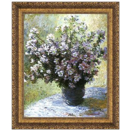DA4033 30X36 Vase Of Flowers