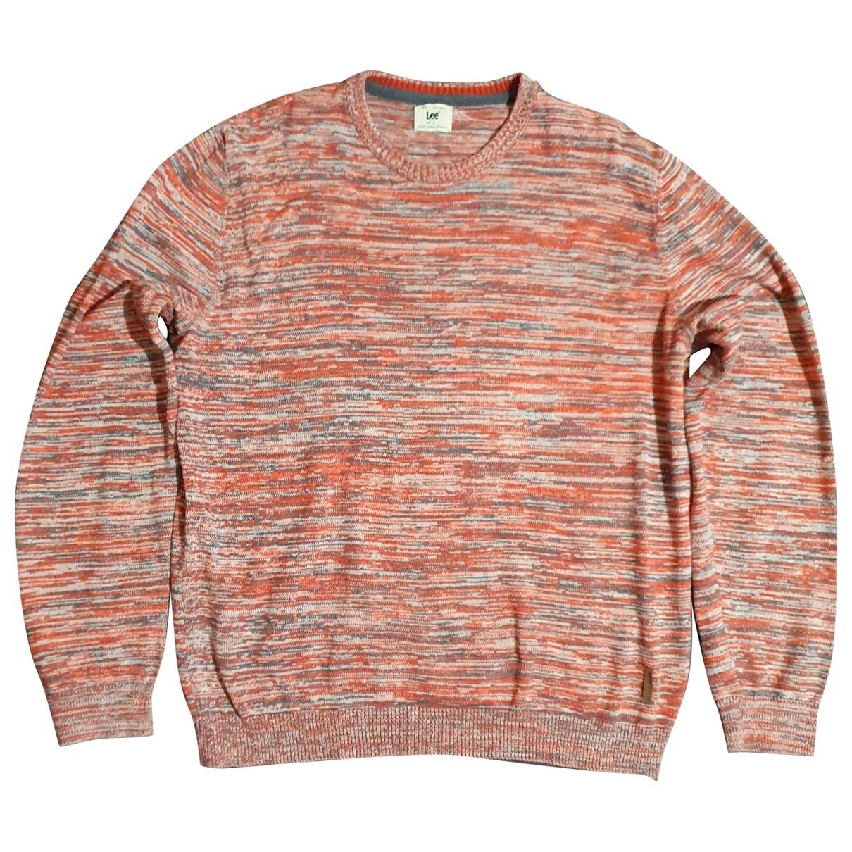 Lee - Pulls.Gilets.Sweats   pour homme en coton - multicolore