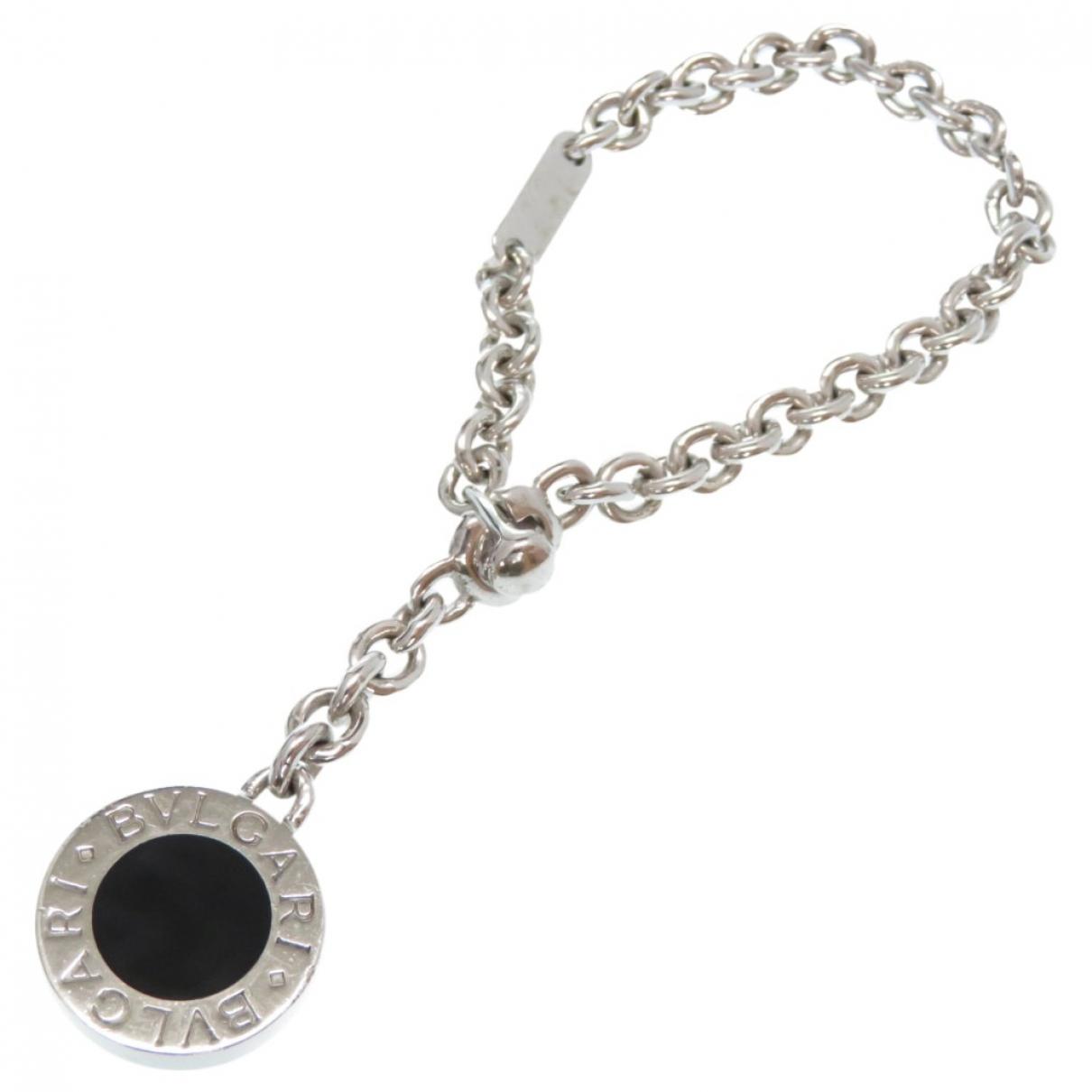 Bvlgari \N Taschenschmuck in  Schwarz Silber