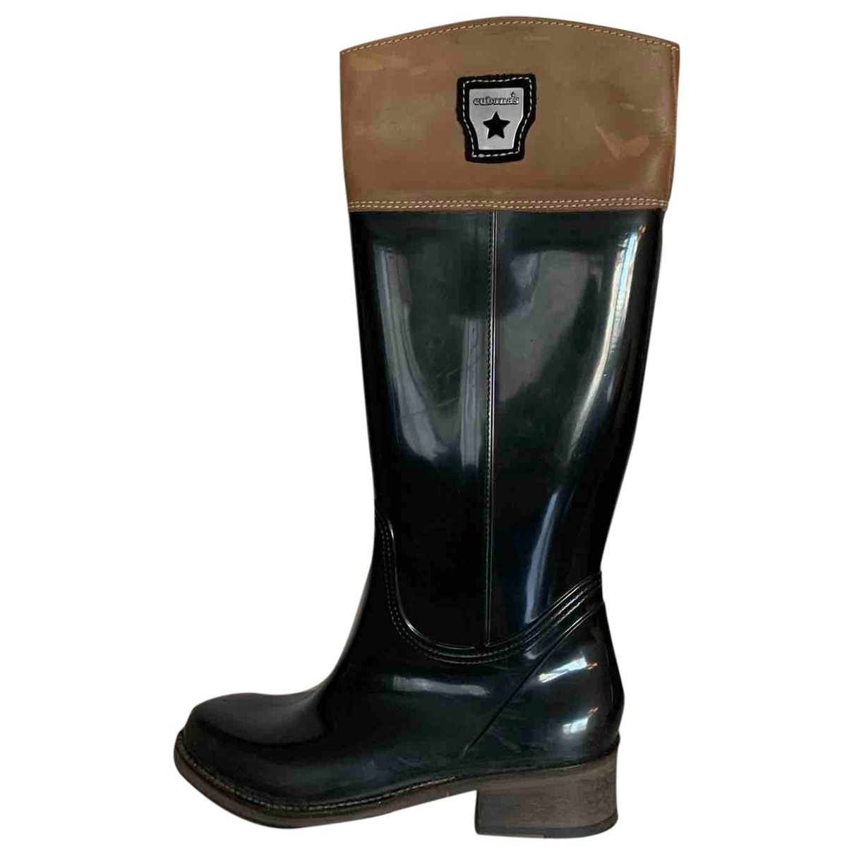 Non Signé / Unsigned \N Brown Boots for Women 38 EU