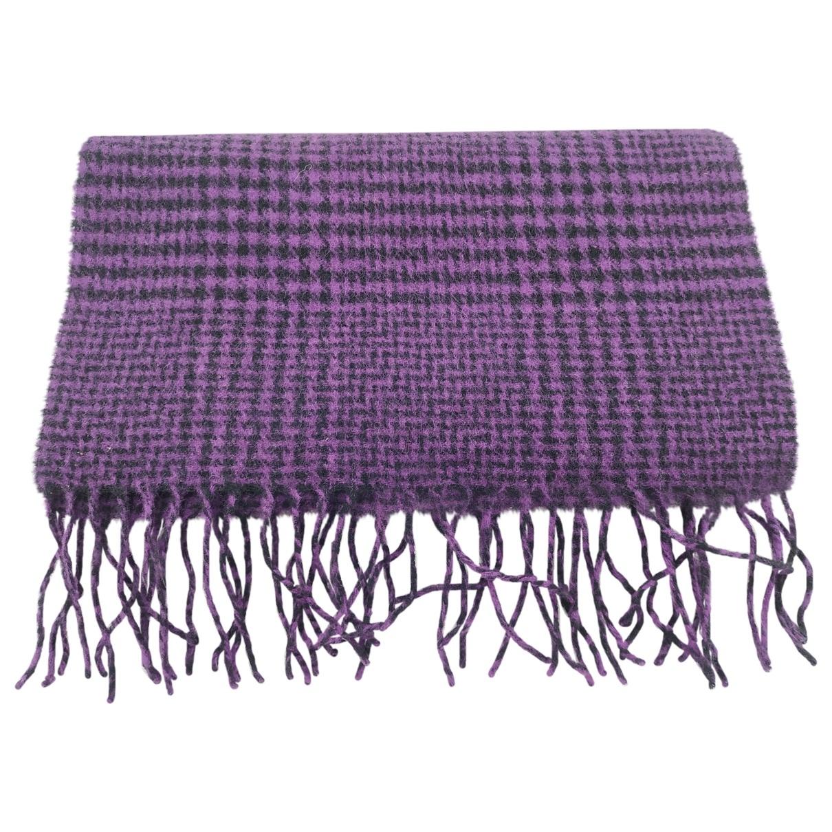 Dior - Foulard   pour femme en laine - violet