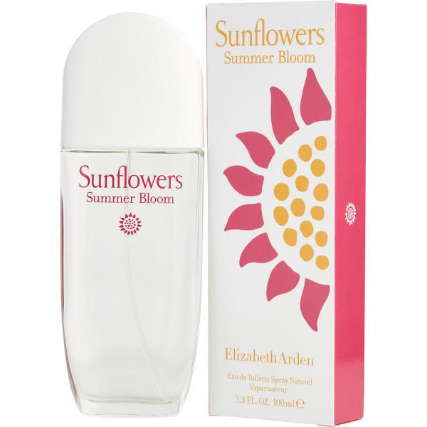 Elizabeth Arden - Sunflowers Summer Bloom : Eau de Toilette Spray 3.4 Oz / 100 ml