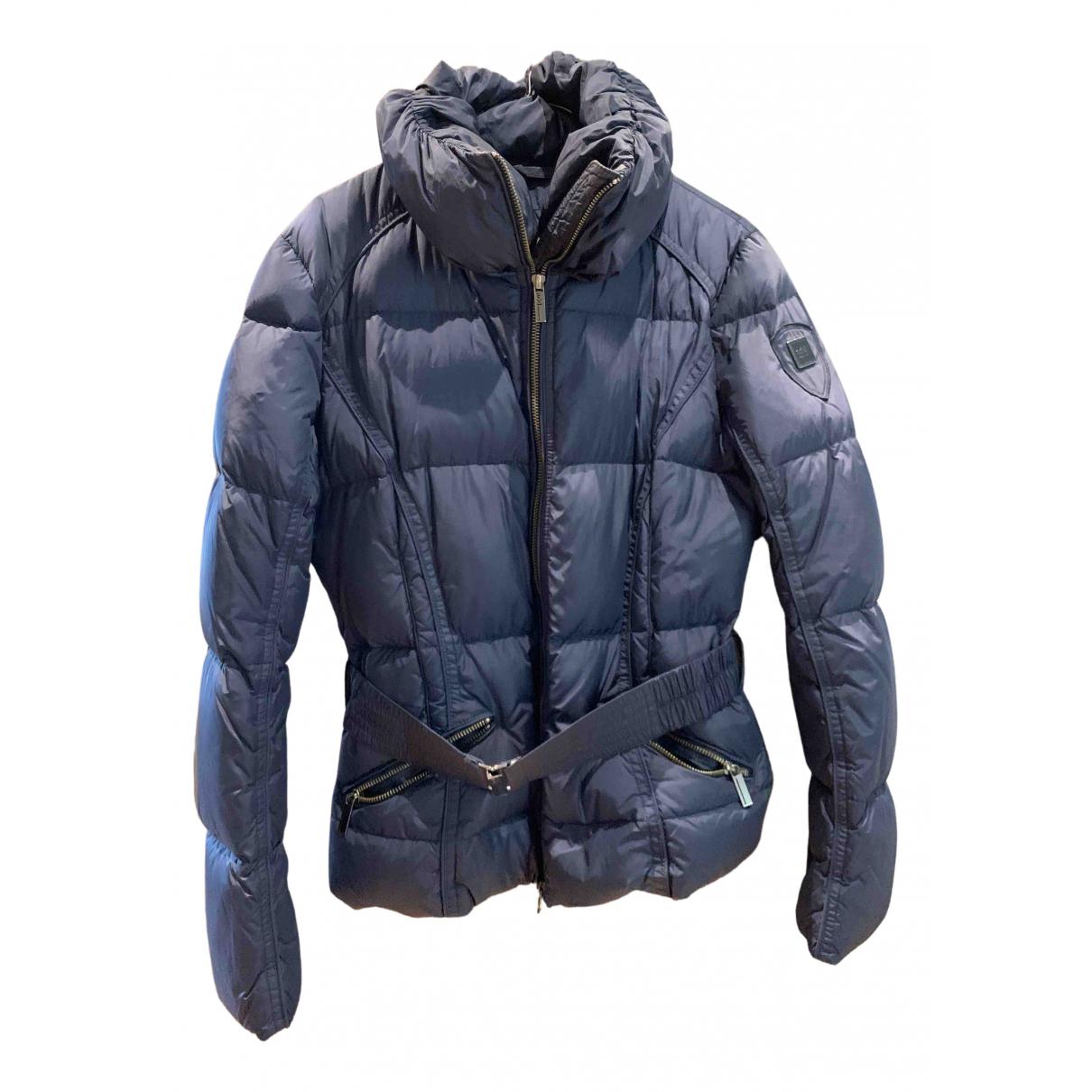 Add N Blue coat for Women 44 IT
