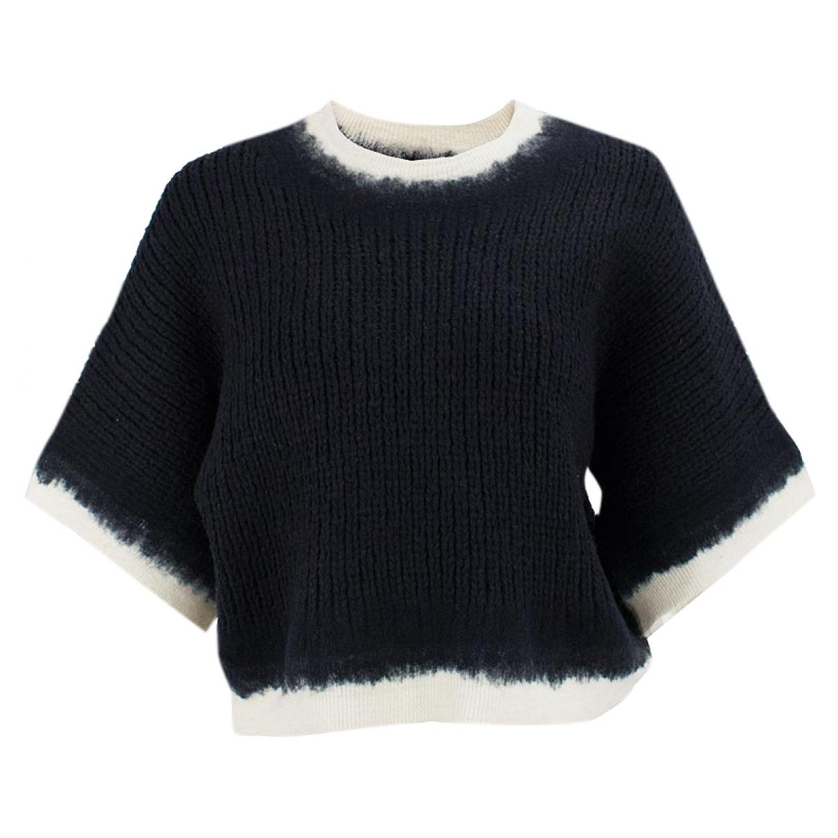 3.1 Phillip Lim - Top   pour femme en laine - marine