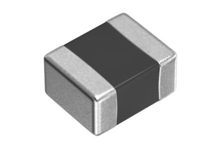 TDK TFM-ALM Series 2.2 μH ±20% Metal Multilayer SMD Inductor, SMD Case, 2.4A dc 146mΩ Rdc (3000)
