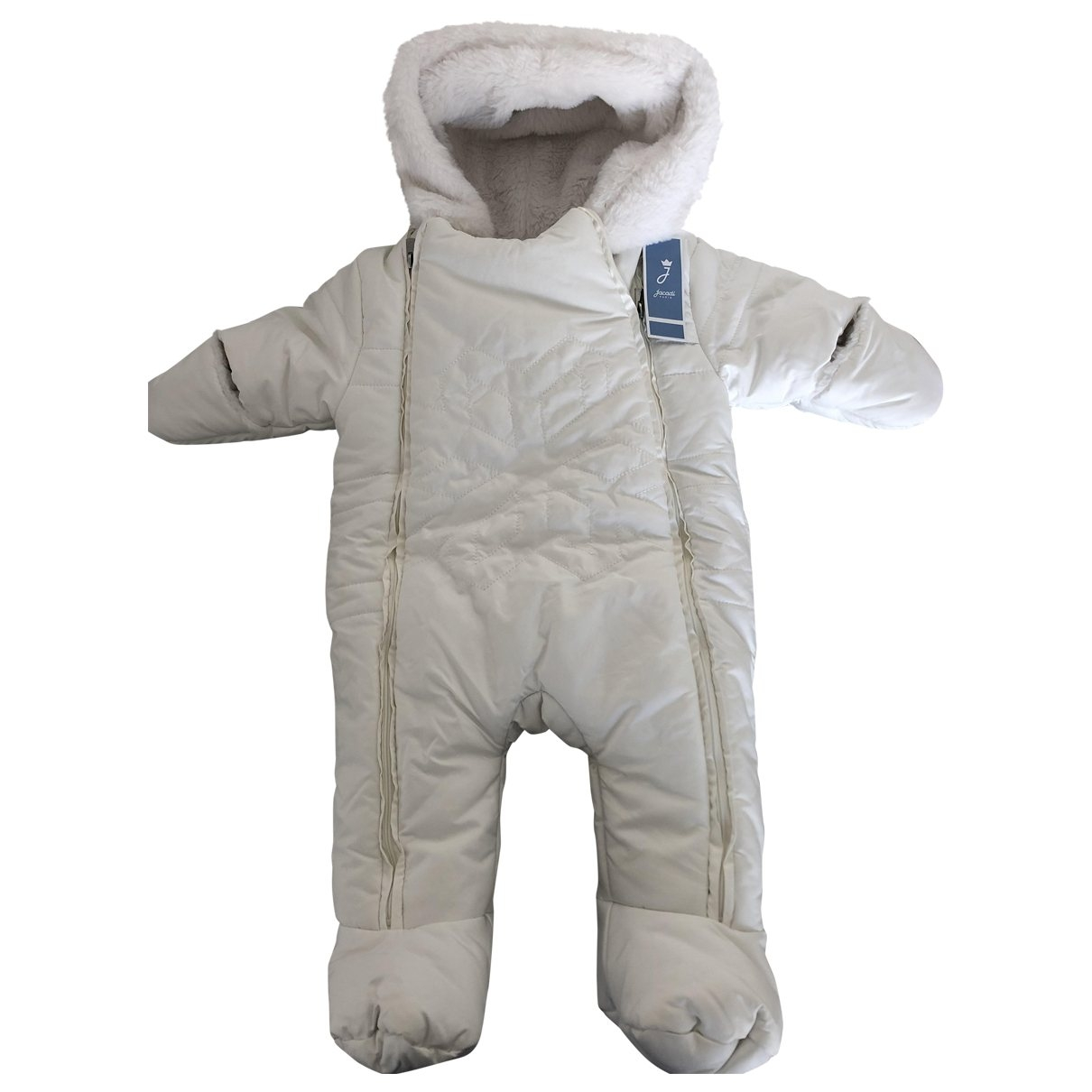 Jacadi \N White jacket & coat for Kids 3 months - up to 60cm FR